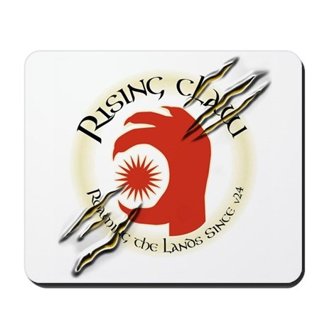 Rising Clawed Mousepad