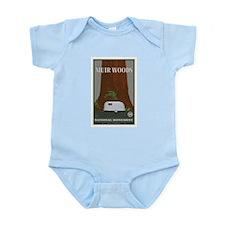 Muir Woods 1 Infant Bodysuit