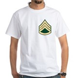 Staff Sergeant Shirt, Image On Back