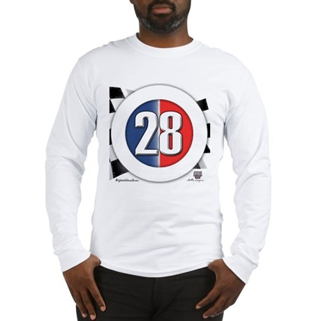 28 Cars Logo Long Sleeve T-Shirt