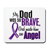 Angel 1 Pancreatic Cancer Mousepad
