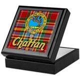 Jewish map Keepsake Box