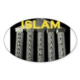 Pillars of Islam Decal