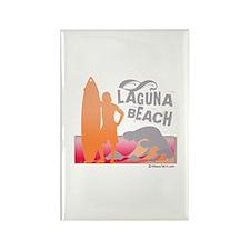 Laguna Beach - Rectangle Magnet