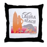 Laguna Beach -  Throw Pillow