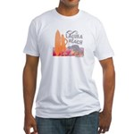 Laguna Beach -  Fitted T-Shirt