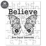 Believe Bone Cancer Puzzle