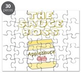 The Sauce Boss Baby Jar Puzzle
