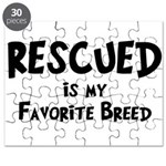 Favorite Breed Puzzle