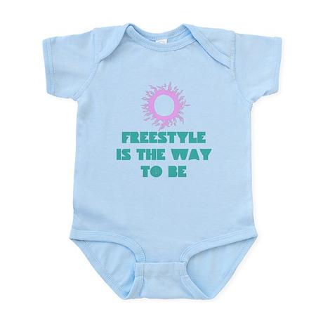 FREESTYLE Infant Bodysuit