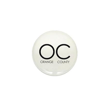 OC (Orange County) - Mini Button (10 pack)
