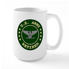 Retired Army Colonel Coffee Mug