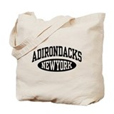 Adirondacks NY Tote Bag