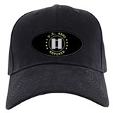 Retired Army Captain Baseball Hat