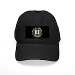 Retired Army Captain Black Cap