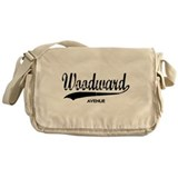WOODWARD AVE Messenger Bag