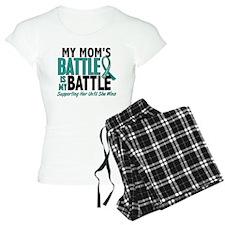 My Battle Too Ovarian Cancer Pajamas