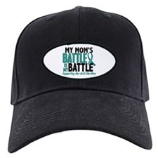 My Battle Too Ovarian Cancer Baseball Hat