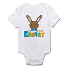 Boy Easter Bunny 1st Easter Infant Bodysuit