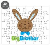 Easter Bunny Big Brother Puzzle