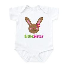 Easter Bunny Little Sister Onesie