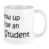 Grow Up Optometry Student Mug