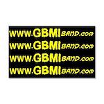 GBMI Website Car Magnet