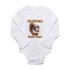 Grandmas Long Sleeve Infant Bodysuit