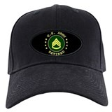 Retired Army Staff Sergeant Baseball Hat