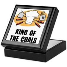 King Of Coals Keepsake Box