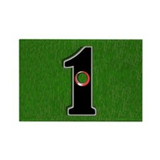 Hole In One! Rectangle Magnet (10 pack)