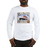 Titanic Long Sleeve T's
