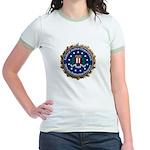 Wetness Protection Program Jr. Ringer T-Shirt
