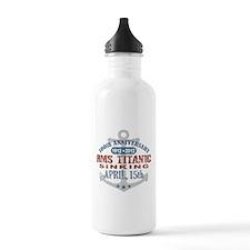 Titanic Sinking Anniversary Water Bottle