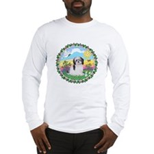 HappySun-Shih Tzu#1 Long Sleeve T-Shirt