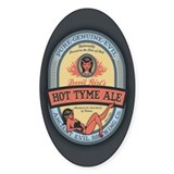 Hot Tyme Ale Decal