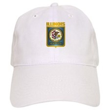 """Illinois Gold"" Baseball Cap"