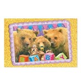 WonderWorld BabyBear Postcards (Package of 8)