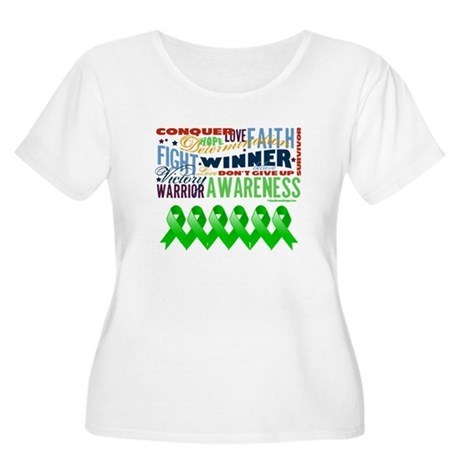 Stem Cell Transplant Survivor Women's Plus Size Sc