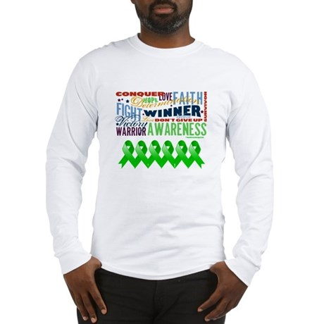 Stem Cell Transplant Survivor Long Sleeve T-Shirt