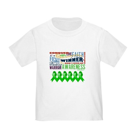Stem Cell Transplant Survivor Toddler T-Shirt
