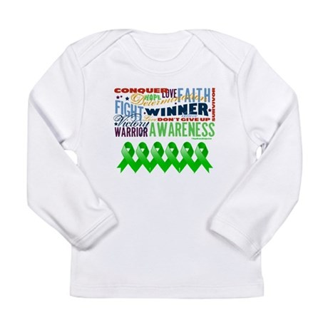Stem Cell Transplant Survivor Long Sleeve Infant T