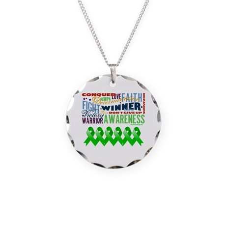 Stem Cell Transplant Survivor Necklace Circle Char