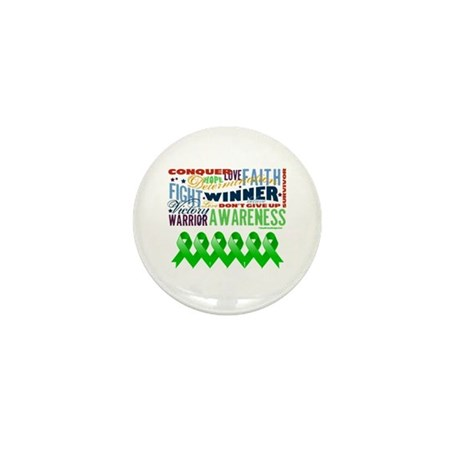 Stem Cell Transplant Survivor Mini Button (10 pack
