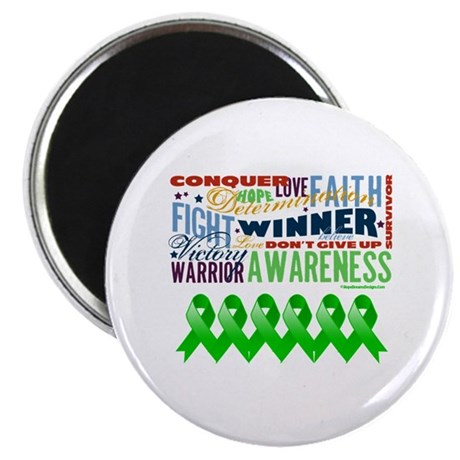 "Stem Cell Transplant Survivor 2.25"" Magnet (10 pac"