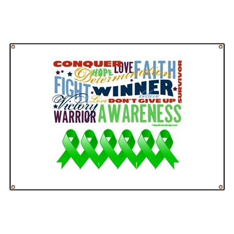 Stem Cell Transplant Survivor Banner