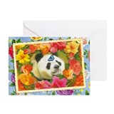 WonderWorld Butterfly Greeting Card