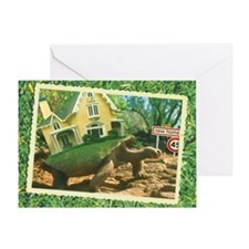 WonderWorld On The Move Greeting Card