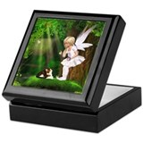 Cute Fairy Keepsake Box