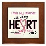 Miss My Mother With All My Heart Breast Cancer Fra